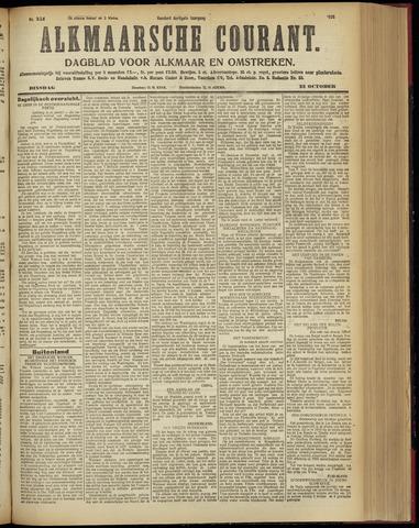 Alkmaarsche Courant 1928-10-23