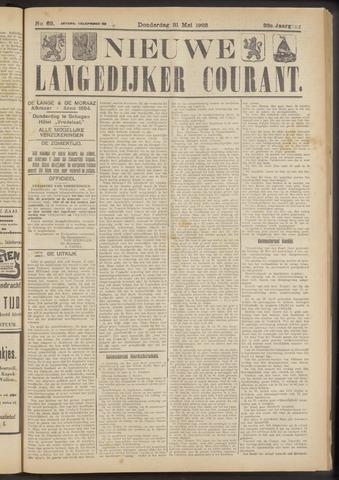 Nieuwe Langedijker Courant 1923-05-31