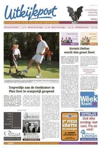 Uitkijkpost : nieuwsblad voor Heiloo e.o. 2010-06-30
