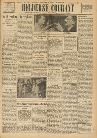 Heldersche Courant 1948-04-21