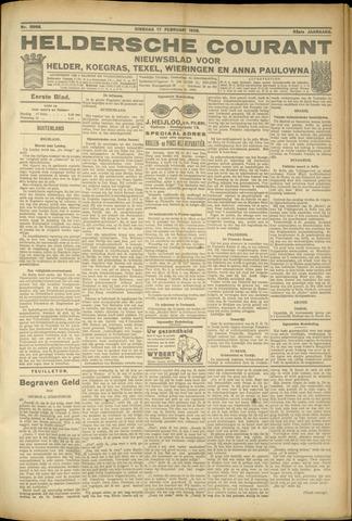 Heldersche Courant 1925-02-17