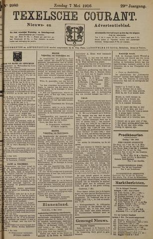 Texelsche Courant 1916-05-07