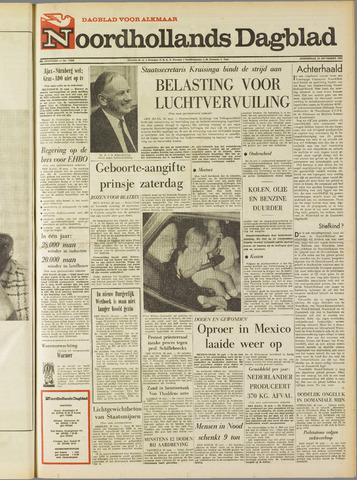 Noordhollands Dagblad : dagblad voor Alkmaar en omgeving 1968-09-26