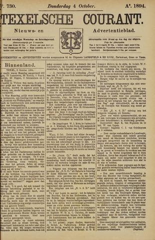Texelsche Courant 1894-10-04