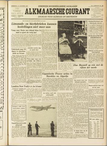 Alkmaarsche Courant 1955-08-24