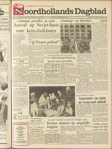 Noordhollands Dagblad : dagblad voor Alkmaar en omgeving 1964-05-23