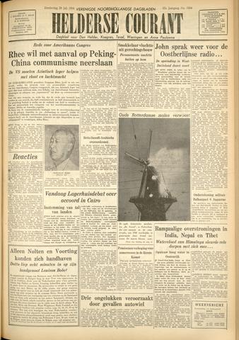 Heldersche Courant 1954-07-29