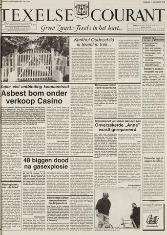 Texelsche Courant 1996-11-05