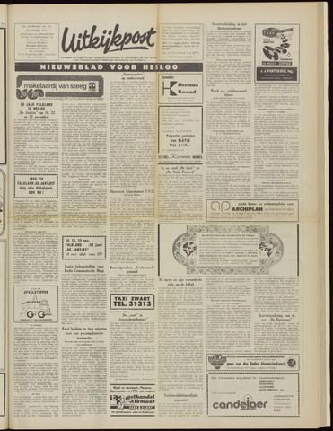 Uitkijkpost : nieuwsblad voor Heiloo e.o. 1974-10-23