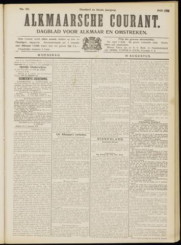Alkmaarsche Courant 1908-08-19