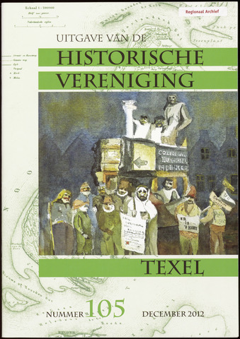 Uitgave Historische Vereniging Texel 2012-12-01