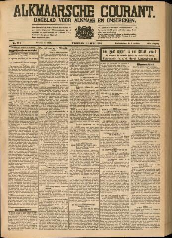 Alkmaarsche Courant 1930-07-11