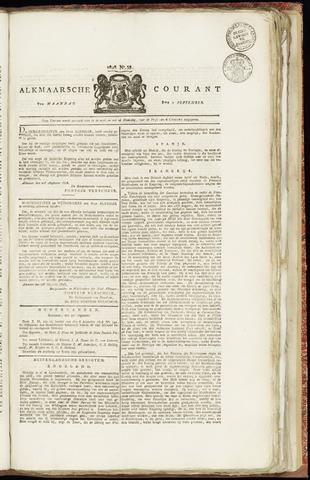 Alkmaarsche Courant 1828-09-01