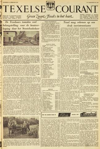 Texelsche Courant 1957-02-13
