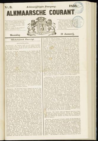Alkmaarsche Courant 1856-01-21