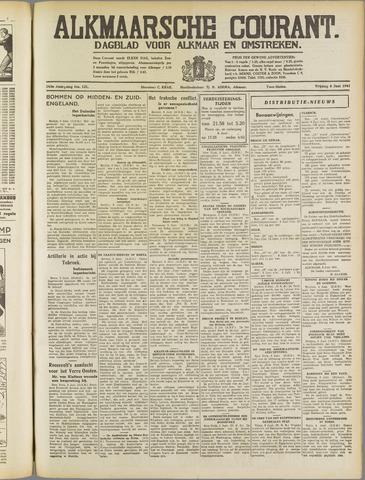 Alkmaarsche Courant 1941-06-06