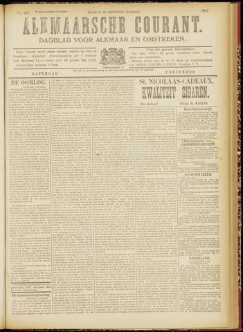 Alkmaarsche Courant 1916-12-02