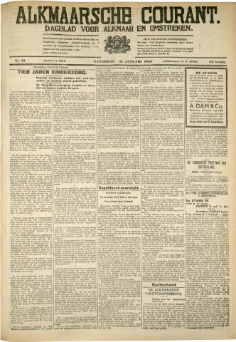 Alkmaarsche Courant 1930-01-25