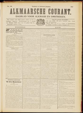 Alkmaarsche Courant 1911-06-21