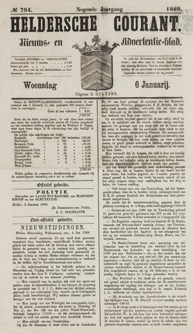 Heldersche Courant 1869-01-06