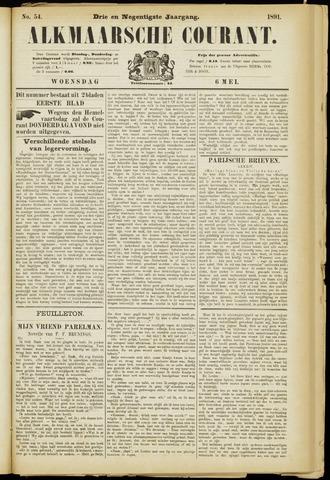Alkmaarsche Courant 1891-05-06