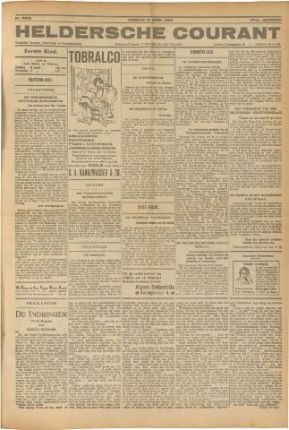 Heldersche Courant 1929-04-16