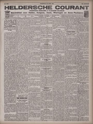 Heldersche Courant 1916-04-20
