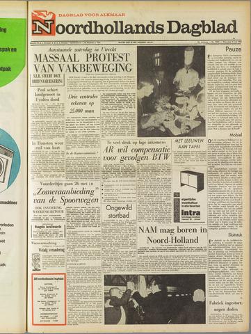 Noordhollands Dagblad : dagblad voor Alkmaar en omgeving 1968-05-22