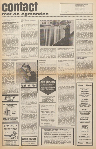 Contact met de Egmonden 1971-11-17
