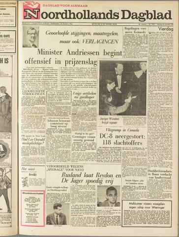 Noordhollands Dagblad : dagblad voor Alkmaar en omgeving 1963-11-30