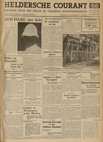 Heldersche Courant 1940-10-05