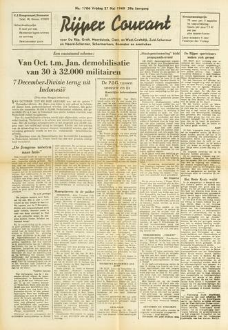 Rijper Courant 1949-05-27