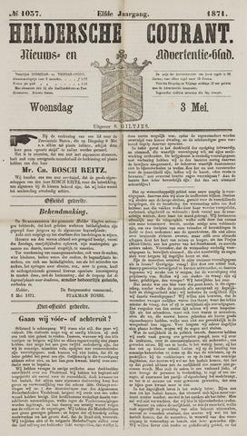 Heldersche Courant 1871-05-03