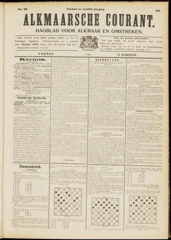 Alkmaarsche Courant 1910-08-12