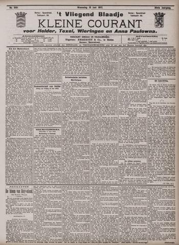 Vliegend blaadje : nieuws- en advertentiebode voor Den Helder 1902-06-18
