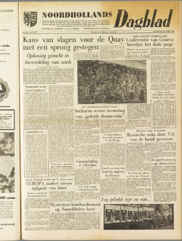 Noordhollands Dagblad : dagblad voor Alkmaar en omgeving 1959-04-23