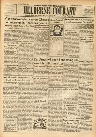 Heldersche Courant 1950-11-18
