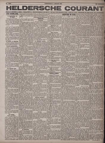 Heldersche Courant 1918-01-17