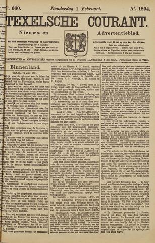 Texelsche Courant 1894-02-01