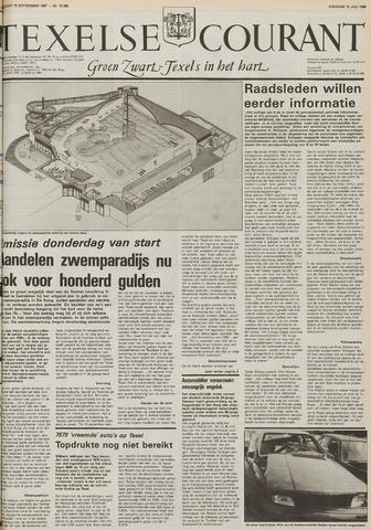 Texelsche Courant 1986-07-15