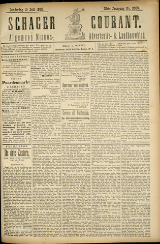 Schager Courant 1895-07-18