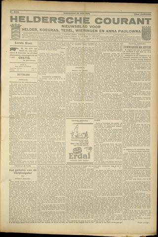 Heldersche Courant 1925-06-26