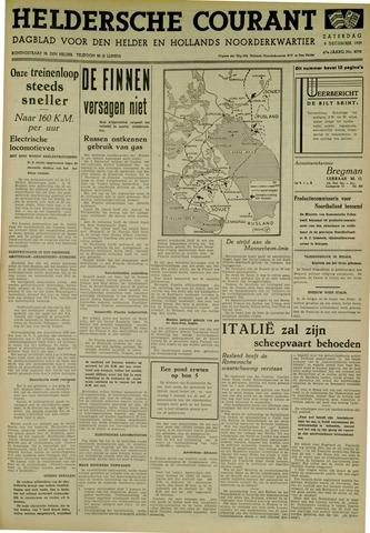 Heldersche Courant 1939-12-09