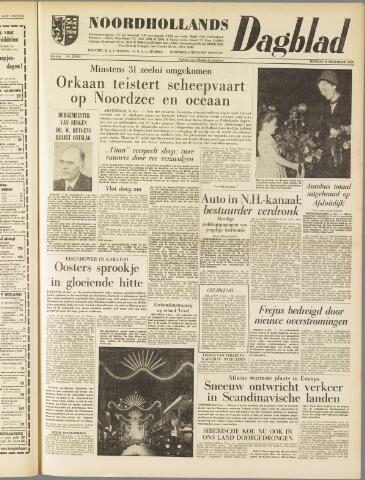 Noordhollands Dagblad : dagblad voor Alkmaar en omgeving 1959-12-08