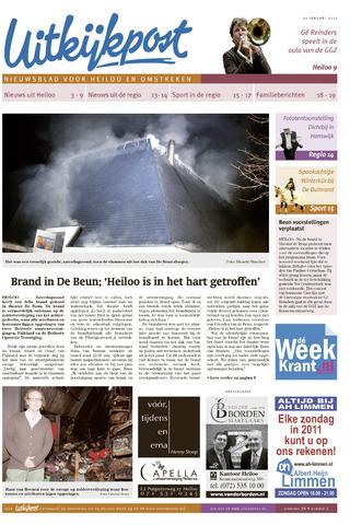 Uitkijkpost : nieuwsblad voor Heiloo e.o. 2011-01-12