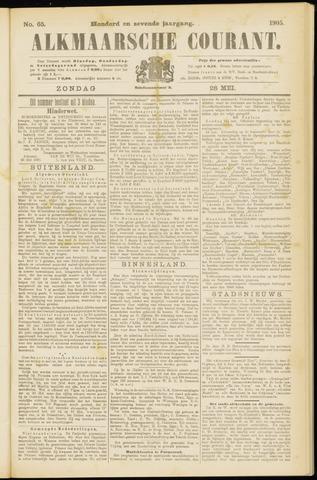 Alkmaarsche Courant 1905-05-28
