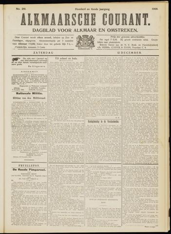 Alkmaarsche Courant 1908-12-12