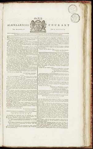 Alkmaarsche Courant 1829-08-31