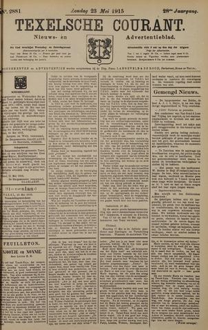 Texelsche Courant 1915-05-23