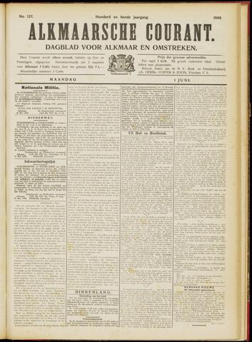 Alkmaarsche Courant 1908-06-01